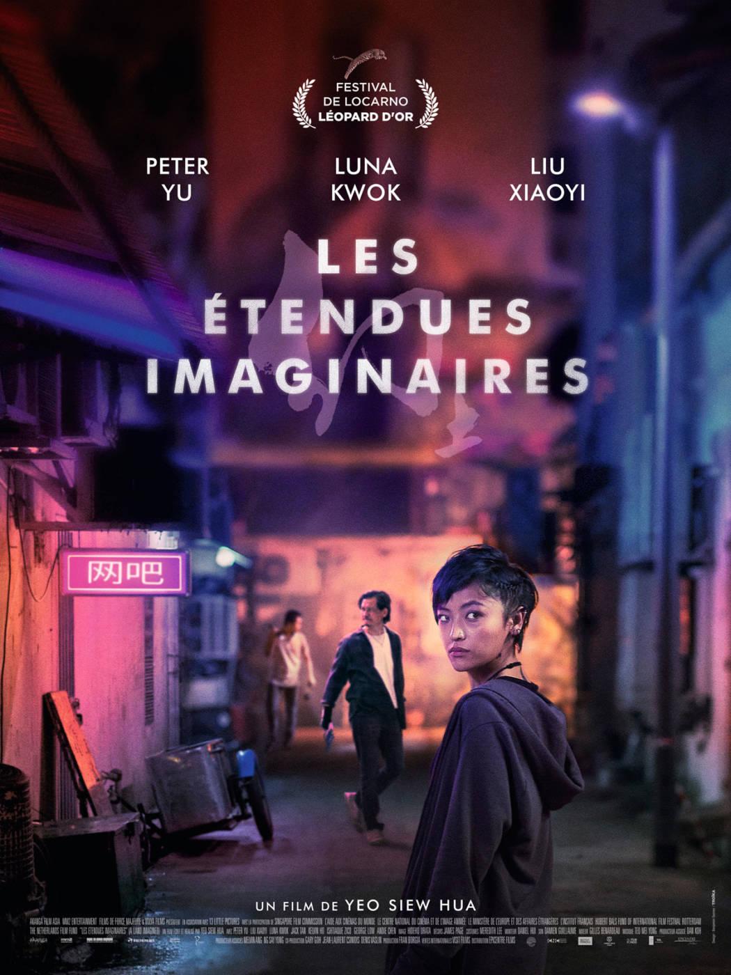 Affiche du film Les Etendues imaginaires