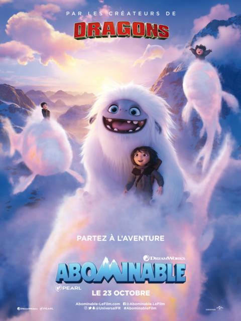 Affiche du film Abominable