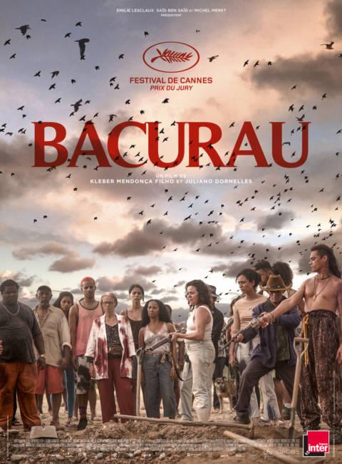 Affiche du film Bacurau