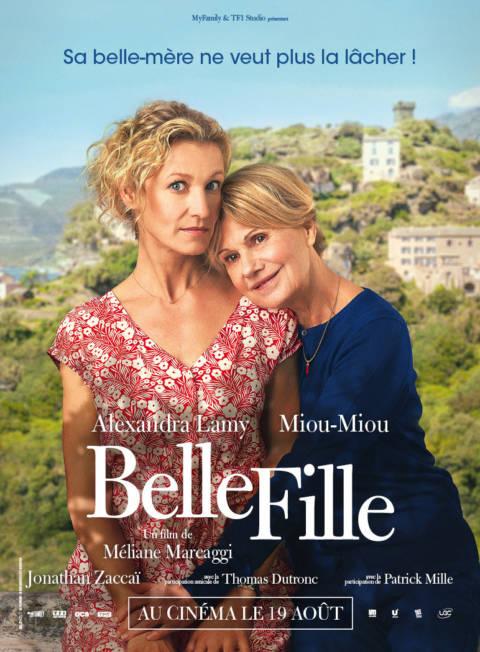 Affiche du film Belle-Fille