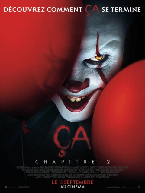 Affiche du film Ça : Chapitre 2