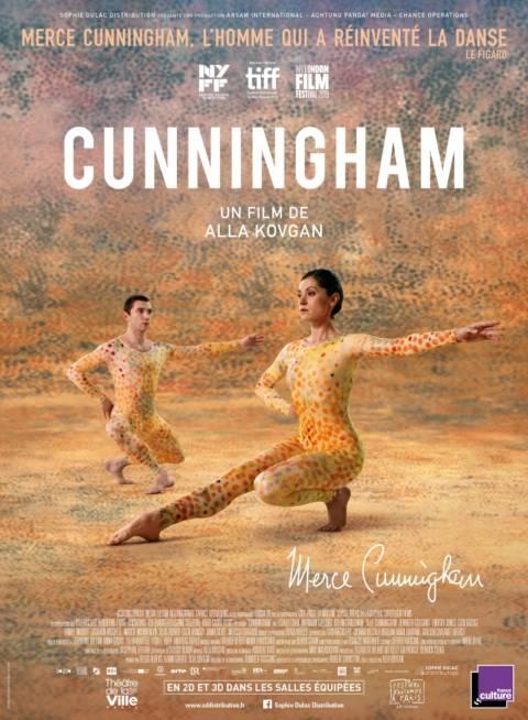 Affiche du film Cunningham