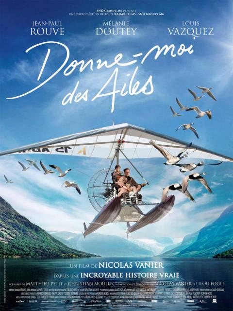 Affiche du film Donne-moi des ailes