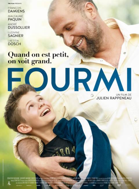 Affiche du film Fourmi