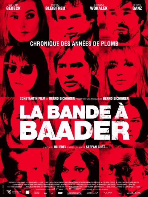 Affiche du film La Bande à Baader