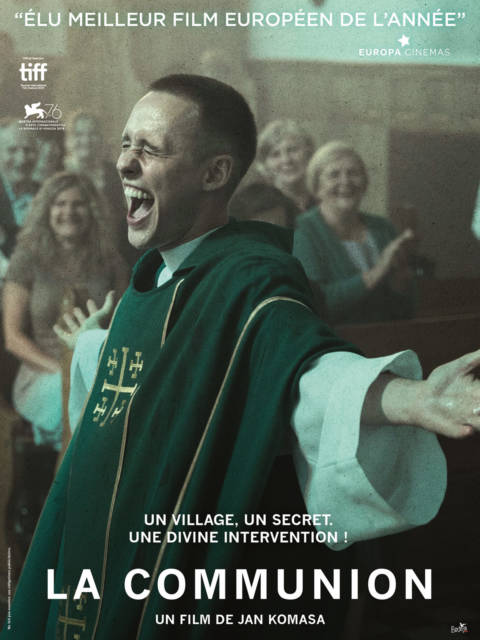 Affiche du film La Communion