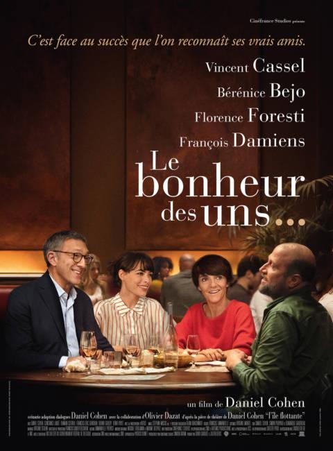 Affiche du film Le Bonheur des uns...