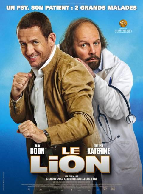 Affiche du film Le Lion