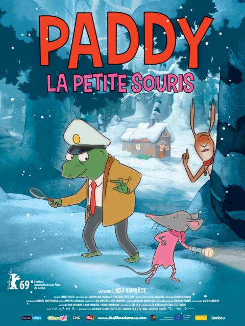 Affiche du film Paddy, la petite souris