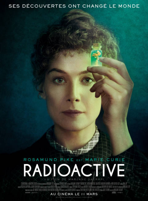 Affiche du film Radioactive