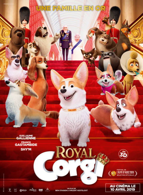 Affiche du film Royal Corgi