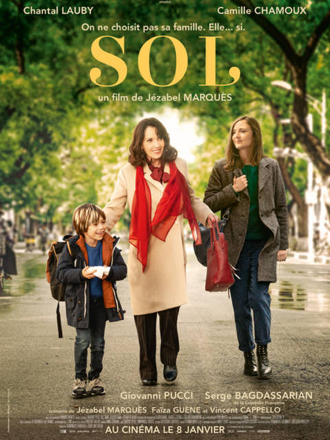 Affiche du film SOL
