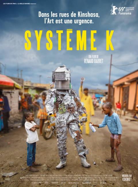 Affiche du film Système K