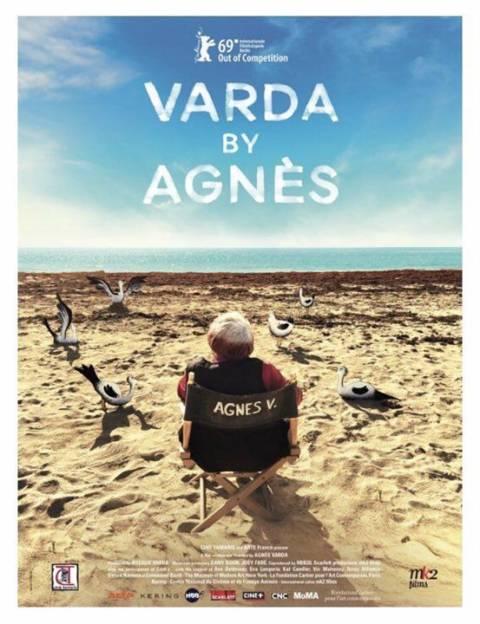Affiche du film Varda par Agnès
