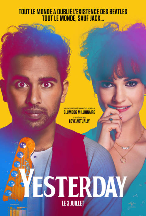 Affiche du film Yesterday